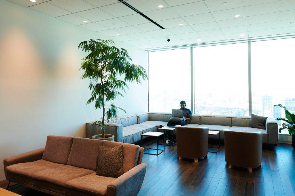 Cogentlabsのオフィス