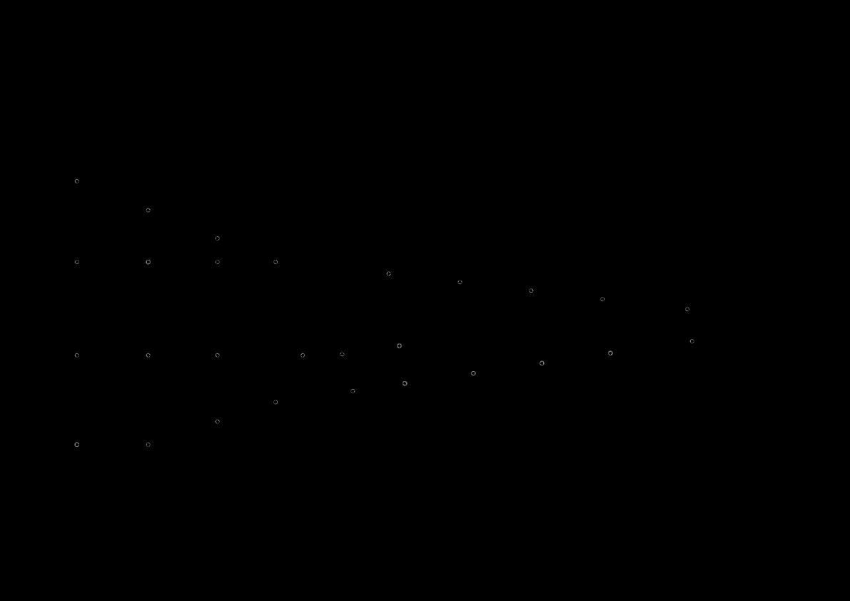 池尻大橋の新築物件の平面図